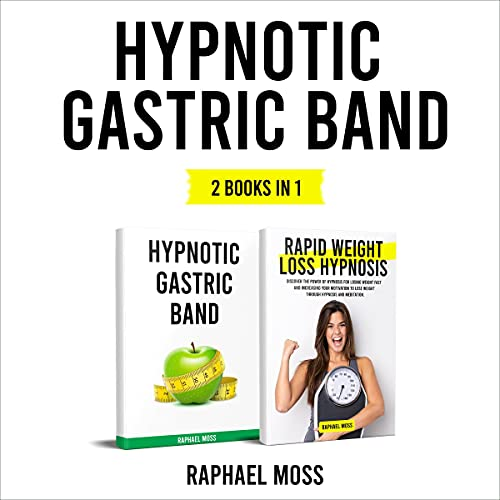 Hypnotic Gastric Band 2 Books in 1 cover art