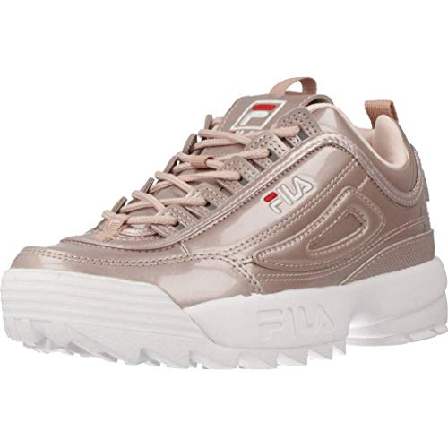 Fila Damen Sneakers rosa 38