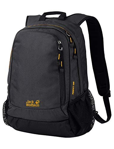 Jack Wolfskin Perfect Day - Zaino unisex, Unisex, Zaino, Rucksack Perfect Day, Grau(Phantom), Taglia unica