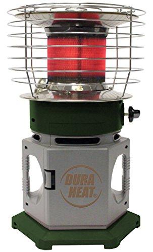Dura Heat 360 Degree Instant Radiant Double Tank...