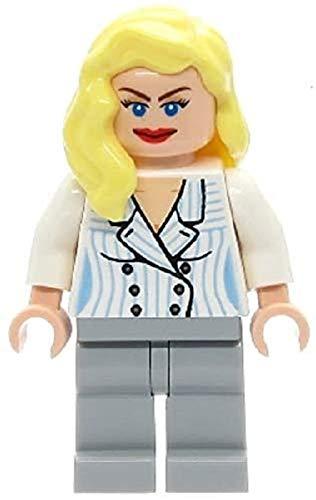 LEGO Indiana Jones: Minifigur ELSA Schneider mit Doppel-Gesicht aus dem Set 7197 - Verfolgungsjagd in Venedig !!!!