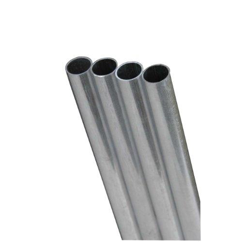 K&S 1/4 in. Dia. x 1 ft. L Stainless Steel Tube 1 each