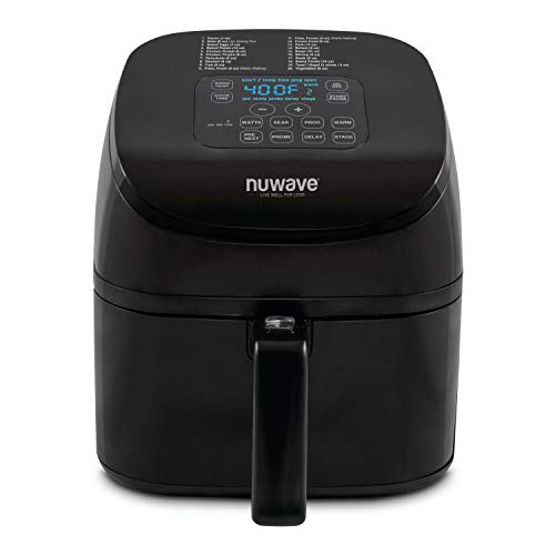 Nuwave Brio 4.5 qt. Digital Air Fryer w/Probe