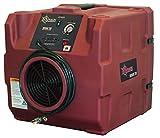 空気清浄機 HEPAフィルター付 陰圧対応 負圧除塵装置 陰圧室 陰圧テント 鉛 石綿 (17.2~5.0㎥/min (50Hz), 19.8~5.7㎥/min (60Hz))