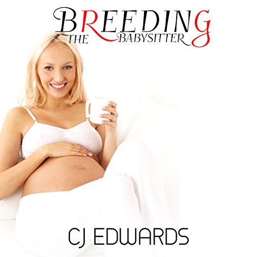 Breeding the Babysitter audiobook cover art