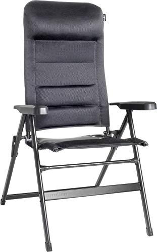 Brunner FRA601278 campingstoel, zwart