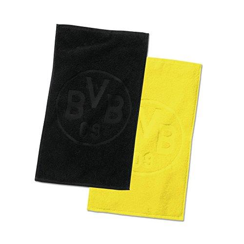 Borussia Dortmund BVB-Gästehandtücher mit Emblem (2 Stück)