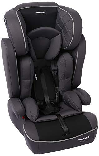 Cadeira Active Fix 9 a 36 kg com isofix, Voyage, Chumbo