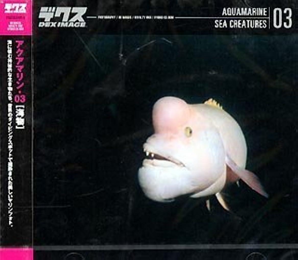 さようなら進むキッチンAquamarine 03 Sea Creatures