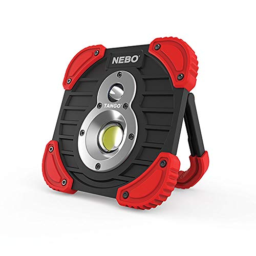 Nebo Outils Tango Lampe de Travail et Spot