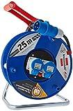 Brennenstuhl 1182760 - Avvolgicavo Garant CEE 2 IP44 25 m H07RN-F 3G2,5...