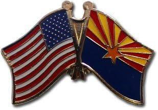Flagline Arizona - State Friendship Pin