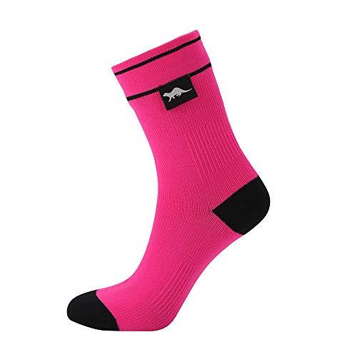 ANTU - Calcetines impermeables y transpirables para hombre y mujer atletas que buscan rendimiento y calidad para correr, ciclismo, ciclismo de montaña, calcetines impermeables