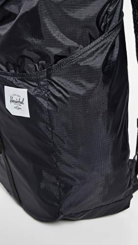 Herschel Supply Co. Men's Trail Ultralight Daypack, Black, One Size