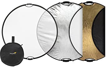 Impact 5-in-1 Collapsible Circular Reflector with Handles (42)