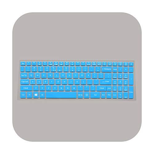 Funda protectora para teclado Acer NITRO 5 AN515-52 AN515 AN5 VX 15 VX5-591G V 17 Gaming VN7-793G 17.3 azul
