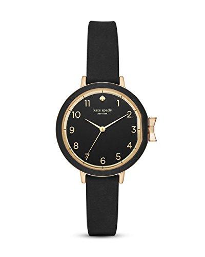 Kate Spade Damen-Uhren Analog Quarz One Size Schwarz 32012455