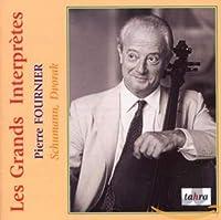 Schumann/Dvorak: Cello Concs
