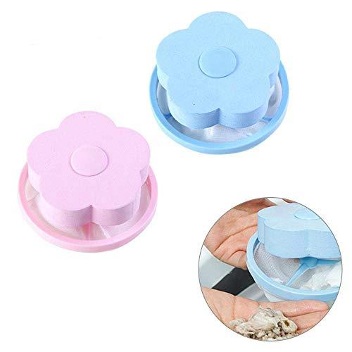 Hozora Lavadora Cazadora de Pieles para Mascotas Flotante Lavado de Pelusas y removedor de Pelo para Mascotas (2)