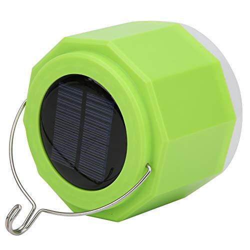 Fünf-Gang-Modus, Solarenergielicht, praktisches tragbares LED-Licht, Energiesparend für Outdoor-Camping-Nachtmarktstände