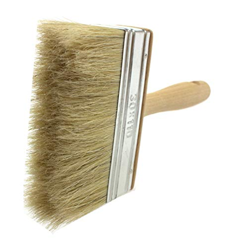 Pennello da imbianchino con setole naturali, Natural Bristle Hair, 30x110