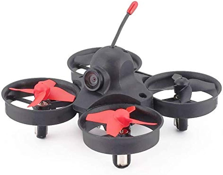 FODUIV Mini 5.8G 4CH FPV telecamera RC Racing Drone Quadcopter Aircraft con 3in Headset Auto-Ricerca Oc ali Ricevitore Monitor Droni