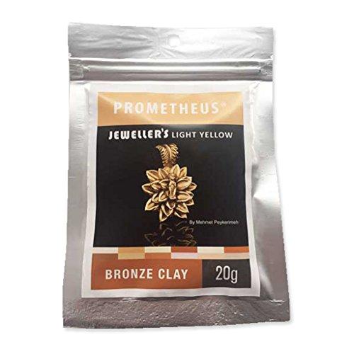 Prometheus Jeweller\'s Light Yellow Bronze clay 20 g