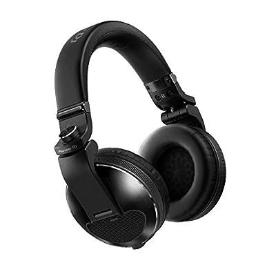 Pioneer Pro DJ, Black, Standard (HDJ-X10-K Professional DJ Headphone) from Pioneer Pro DJ