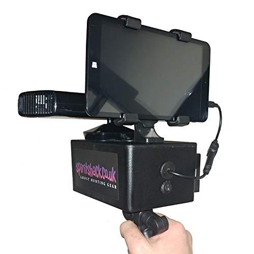 Tragbare SLS Kamera mit Windows Tablet für Geisterjagd Stickman Stick Man Skelett-Tracker Kinect
