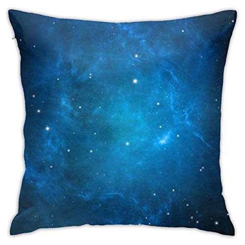 Moily Fayshow Ojo de Dios Nebulosa Funda de Almohada Funda de cojín Cuadrado Sofá para el hogar Decorativo 40X40 Cm