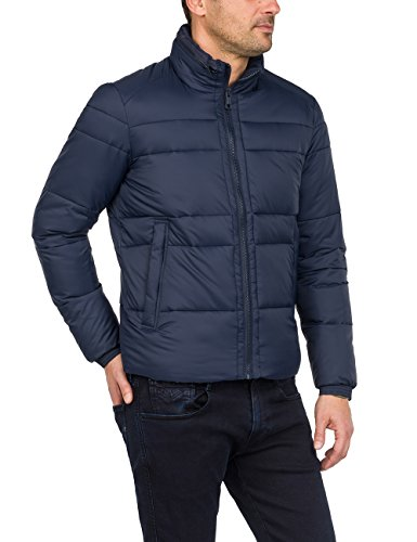 Replay Herren M8918 .000.83108 Jacke, Blau (Blue 86), Large