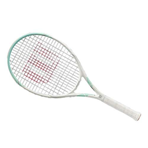 Racchetta da tennis Lega di Alluminio Carbon Tempo Libero Uomini E Donne Racket Singolo for Principianti Ammortizzante Maniglia