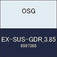 OSG EXゴールドドリル EX-SUS-GDR_3.85 商品番号 8597385