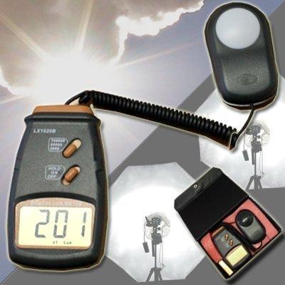 Luxmeter Lichtmeter Helligkeitsmesser Belichtungsmesser Spotmeter Aquarium Arbeitsplatz LU1