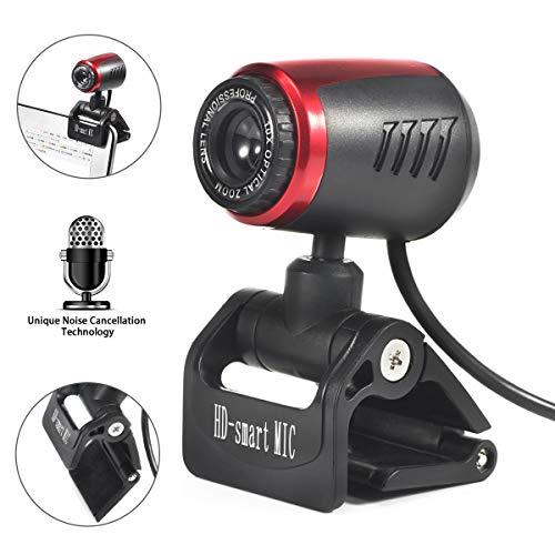 Fantastic Deal! Yunnyp Computer USB Microphone Camera A7190,16 Megapixel USB 2.0 Webcam Web Cam Came...