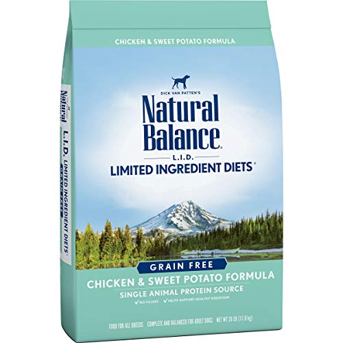 Natural Balance Grain-Free Dry Dog Food