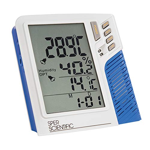 Sper Datalogging Heat Stress Monitor