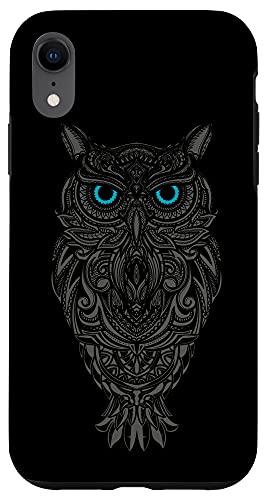 iPhone XR Owl Fan Shirt, Owls are best Case
