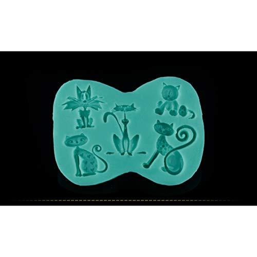 YIYAO Gâteau Silicone 3D Outils De Moules Cookware De Décoration De Gâteau Moule