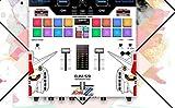 Miwaimao DJ Disc Player Panel Film Protector PVC Material DJM-S9 First White