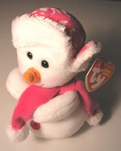 TY Beanie Baby - MS SNOW the Snowwoman by Ty Beanie Baby - Ms Snow the Snowwoman