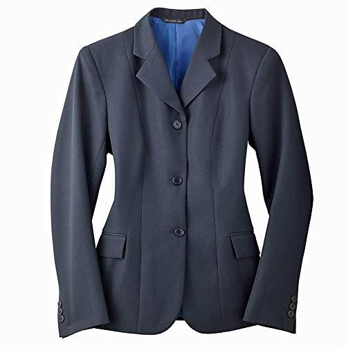 Devon-Aire Ladies Concour Elite Jacket 18 Navy Pin