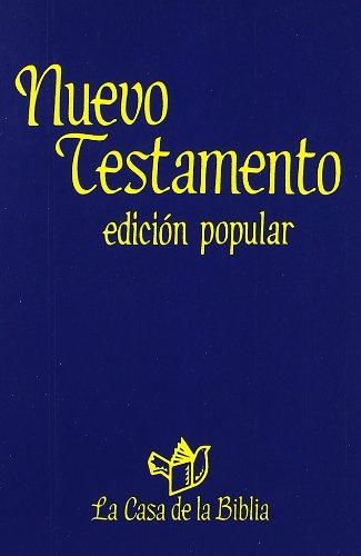 Nuevo Testamento, edición popular (Ediciones bíblicas