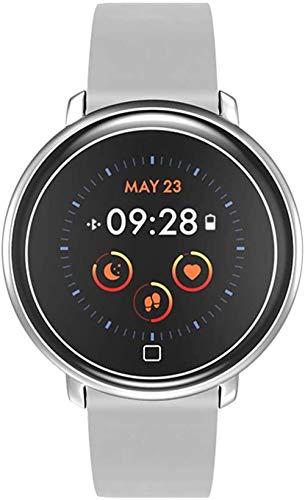 JSL Deportes podómetro reloj inteligente impermeable reloj inteligente Bluetooth frecuencia cardíaca pulsera de entrenamiento 1-1