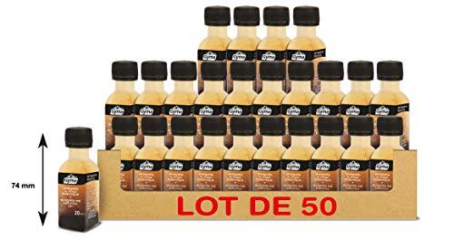 Gyma 50 mignonnettes de vinaigrette au vinaigre balsamique 20ml (50 x 20ml)