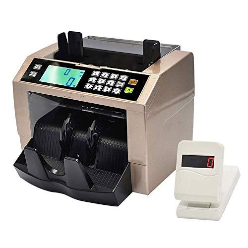 Bill contatore automatico portatile Macchina Multi Banconota Handy banco cassa Money Machine Counting