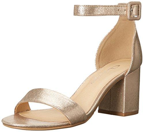 CL by Chinese Laundry Women's Jody Dress Sandal, Light Gold Starstone, 8.5 M US