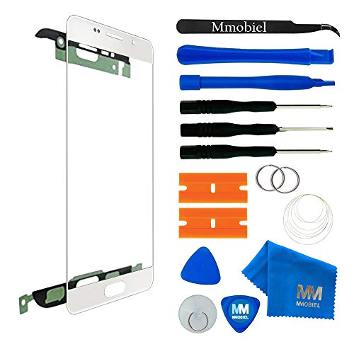 MMOBIEL Kit Reemplazo de Pantalla Táctil Compatible con Samsung Galaxy A3 A310 (2016) Series (Blanco) Incl. Herramientas