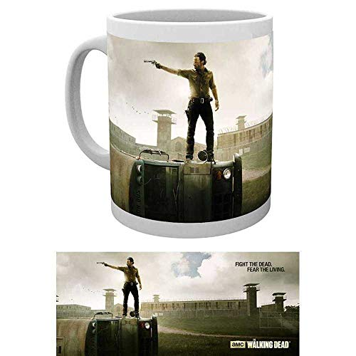 GB Eye, The Walking Dead, Prison, Mug [Import]