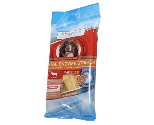 Bogadent Dental Enzyme Stripes Maxi Hund 100 g